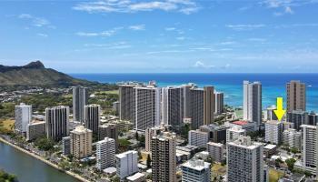 2465 Kuhio At Waikiki condo # 1602, Honolulu, Hawaii - photo 1 of 25