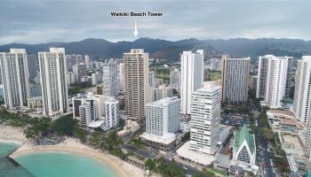 Waikiki Beach Tower condo # 503, Honolulu, Hawaii - photo 1 of 24