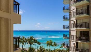 Waikiki Beach Tower condo #804, Honolulu, Hawaii - photo 1 of 17