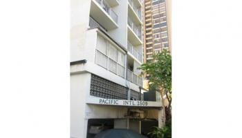 Pacific International condo # 402, Honolulu, Hawaii - photo 1 of 4