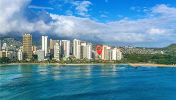 Cabana At Waikiki condo # 202, Honolulu, Hawaii - photo 1 of 1