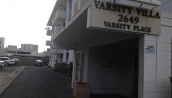 VARSITY VILLA condo # 106, Honolulu, Hawaii - photo 1 of 14