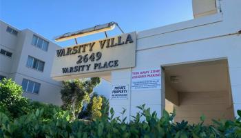 Varsity Villa condo # 310, Honolulu, Hawaii - photo 1 of 7
