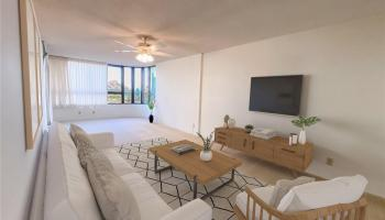 Kings Gate condo # 1705, Honolulu, Hawaii - photo 1 of 22