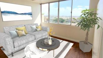 Five Regents condo # 1408, Honolulu, Hawaii - photo 1 of 12