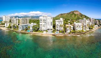 Tropic Seas Inc condo # 201, Honolulu, Hawaii - photo 1 of 9