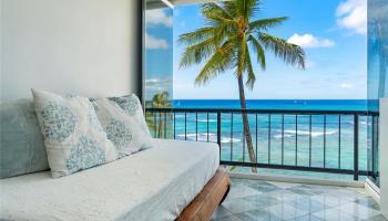 Tropic Seas Inc condo # 706, Honolulu, Hawaii - photo 1 of 25