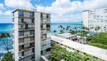 Diamond Head Bch Hotel condo # 502, Honolulu, Hawaii - photo 1 of 21