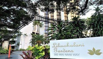 Liliuokalani Gardens condo # 1611, Honolulu, Hawaii - photo 1 of 2