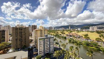 Liliuokalani Gardens condo # 1716, Honolulu, Hawaii - photo 1 of 21
