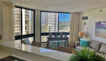 Liliuokalani Gardens condo # I1401, Honolulu, Hawaii - photo 4 of 24