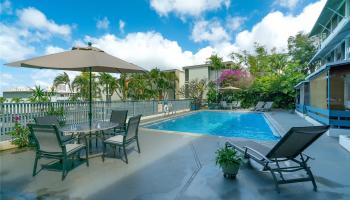 Sans Souci Inc condo # 1206, Honolulu, Hawaii - photo 1 of 15