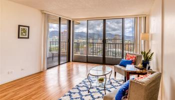 Horizon View Tower condo # 6C, Honolulu, Hawaii - photo 1 of 22