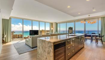 The Ritz-Carlton Residences condo # E3407 (Tower 1), Honolulu, Hawaii - photo 1 of 22