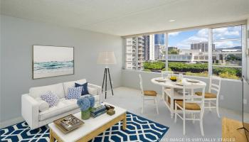 Villa On Eaton Square condo # 811, Honolulu, Hawaii - photo 1 of 23