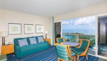 Ala moana hotel condo condo #1307, Honolulu, Hawaii - photo 2 of 4