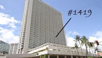 Ala Moana Hotel Condo condo # 1419, Honolulu, Hawaii - photo 1 of 18
