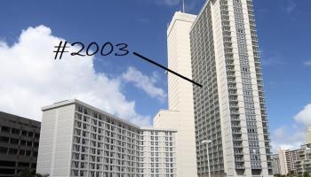 Ala Moana Hotel Condo condo # 2003, Honolulu, Hawaii - photo 1 of 17