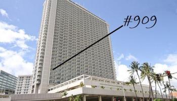 Ala Moana Hotel Condo condo # 909, Honolulu, Hawaii - photo 1 of 24