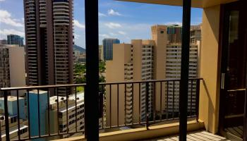 Chateau Waikiki condo # 2405, Honolulu, Hawaii - photo 5 of 9