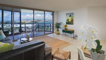 One Waterfront Tower condo # 2103, Honolulu, Hawaii - photo 1 of 16