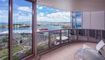 One Waterfront Tower condo # 2101, Honolulu, Hawaii - photo 1 of 15