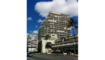 Sunset Towers condo #1002, Honolulu, Hawaii - photo 1 of 15