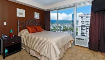 Sunset Towers condo #1201, Honolulu, Hawaii - photo 3 of 16