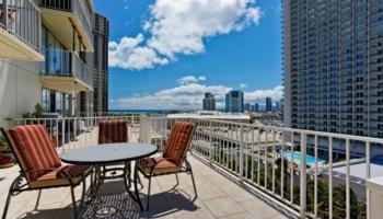 Sunset Towers condo #1201, Honolulu, Hawaii - photo 6 of 16