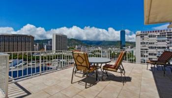 Sunset Towers condo #1201, Honolulu, Hawaii - photo 7 of 16