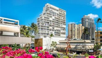 Sunset Towers condo #807, Honolulu, Hawaii - photo 0 of 25