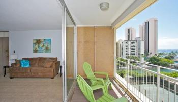 Atkinson Towers Inc condo # 1004, Honolulu, Hawaii - photo 3 of 25