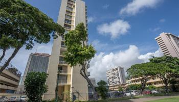 Atkinson Towers Inc condo # 1404, Honolulu, Hawaii - photo 1 of 15