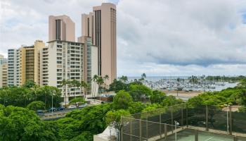 Atkinson Towers Inc condo # 706, Honolulu, Hawaii - photo 1 of 24