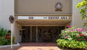 Keoni Ana condo # 701, Honolulu, Hawaii - photo 1 of 21