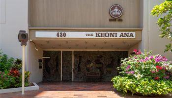 Keoni Ana condo # 701, Honolulu, Hawaii - photo 1 of 21