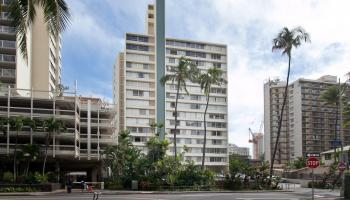 Seaside Towers condo # 209, Honolulu, Hawaii - photo 1 of 3