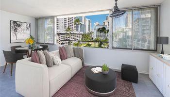 Seaside Towers condo # 508, Honolulu, Hawaii - photo 1 of 13