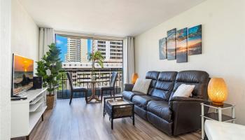 Seaside Suites condo # 505, Honolulu, Hawaii - photo 1 of 15