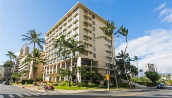 Seaside Suites condo # 607, Honolulu, Hawaii - photo 1 of 11