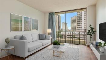 Seaside Suites condo # 808, Honolulu, Hawaii - photo 1 of 11