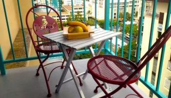 Aloha Surf Hotel condo # 1204, Honolulu, Hawaii - photo 3 of 17