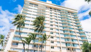 Aloha Surf Hotel condo # 701, Honolulu, Hawaii - photo 1 of 12