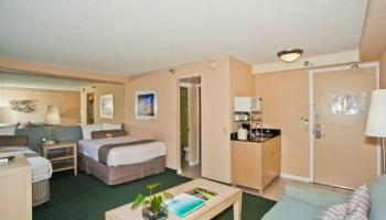 Aloha Surf Hotel condo # 908, Honolulu, Hawaii - photo 2 of 15