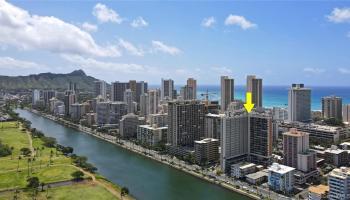 444 Nahua condo # 707, Honolulu, Hawaii - photo 1 of 19