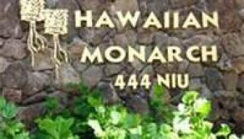 Hawaiian Monarch condo # 3708, Honolulu, Hawaii - photo 1 of 8
