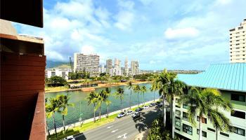 Regency Ala Wai condo # 803, Honolulu, Hawaii - photo 1 of 21