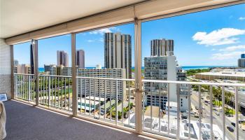 Atkinson Plaza condo # 1806, Honolulu, Hawaii - photo 1 of 23