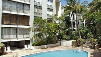 Kahala Beach condo # 409, Honolulu, Hawaii - photo 3 of 6