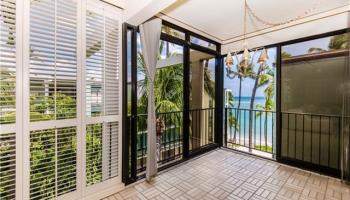 Kahala Beach condo #411, Honolulu, Hawaii - photo 1 of 17